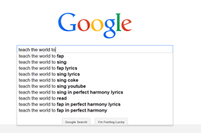 People Search for What Really Matters