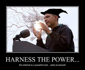 HARNESS THE POWER...