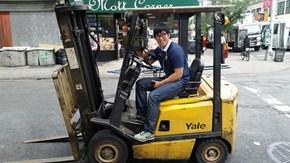 He Got Into Yale!