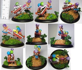 Awesome Cutie Mark Crusaders Sculpture