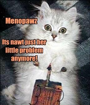 Her cattatood just went rambo!