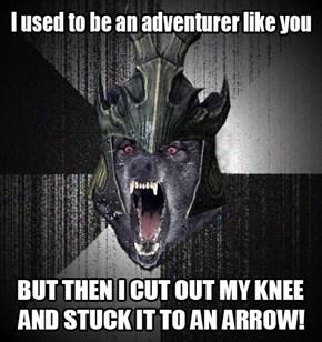 Insane Adventurer