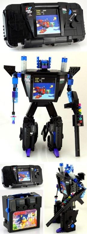 Game Gear Transformer