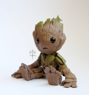 The most adorable tree in the whole galaxy