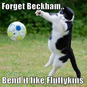 Forget Beckham..