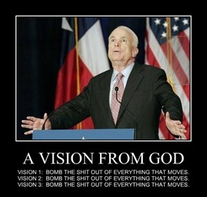 A VISION FROM GOD