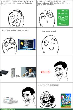 Nintendo is the Best!