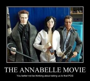 THE ANNABELLE MOVIE