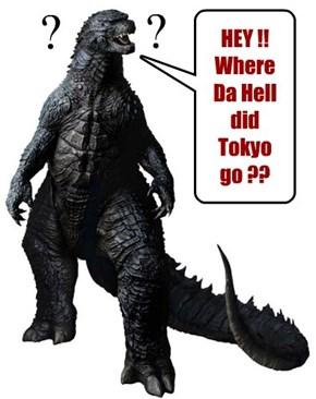 """""""Took yer Nose, Took yer Tokyo!"""""""