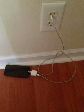 They Say it Charges Faster This Way