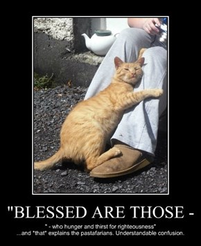 """BLESSED ARE THOSE -"