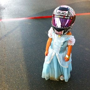 Princess? Racer? Why Not Both?