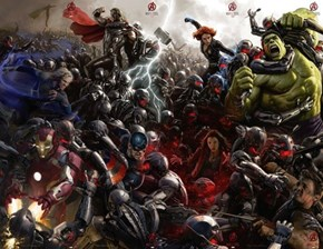 Avengers: Age of Ultron Gets an Official Synopsis