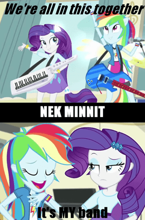 More Like Rainbow Rules