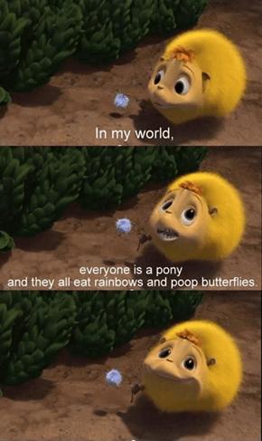 Horton Hears a Utopia