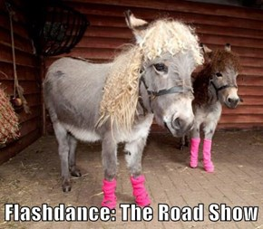 Flashdance: The Road Show