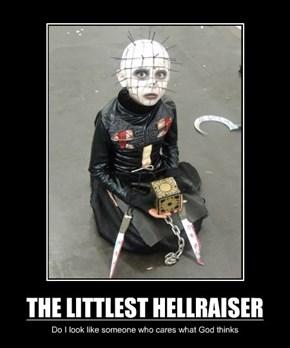 THE LITTLEST HELLRAISER