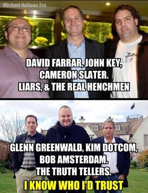 Key, Farrar, Slater - The REAL Henchmen.