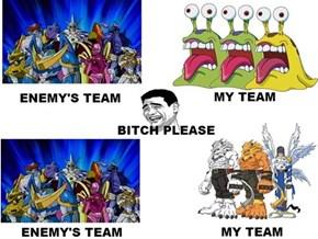 Playing Digimon Games