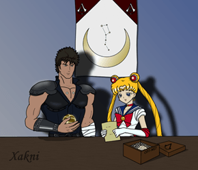 Fist of the North Moon