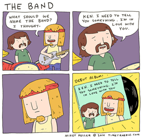 The Best Name For a Band