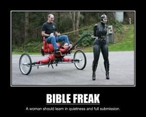 BIBLE FREAK