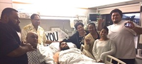 Baltimore Ravens Player Ma'ake Kemoeatu Retires from Football to Give His Brother - a Retired Steelers Player - the Kidney He Needs