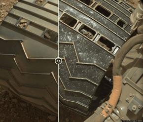 Mars Is Hell on Curiosity