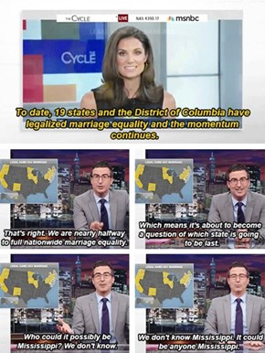 John Oliver Is Probably Right