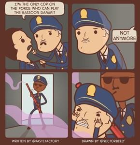 Orchestra Cops
