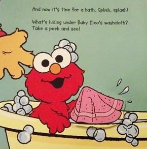 Elmo Noooooooo