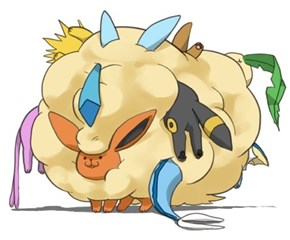 Flareon Hates the Other More Viable Eeveelutions