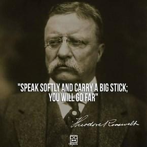 Wisdom From Teddy