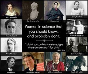 Some Amazing Scientists