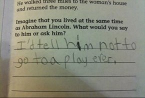 Well Played, Kid.