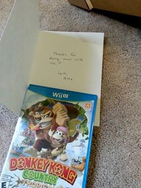 True Gentleman Send a Thank You Gift