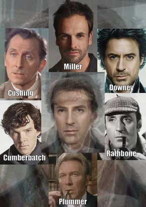Presenting Sherlock Holmes