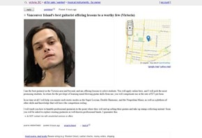Craigslist Superstar