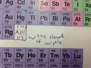 They're Always Finding New Elements