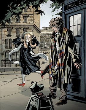 This Time Lord Needs a Lady