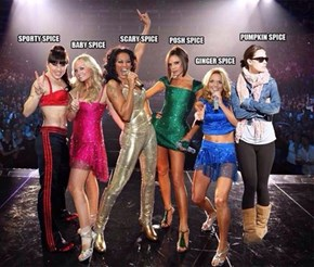 The Sixth Spice Girl