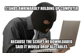 Slouching Hacker, Skid And Braggin'
