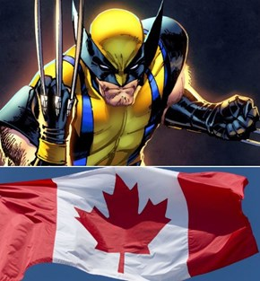 Canadians Begin Petition For Life-Size Wolverine Statue