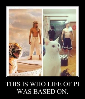 THIS IS WHO LIFE OF PI WAS BASED ON.