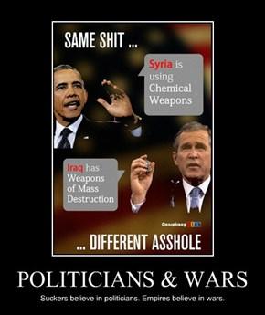 POLITICIANS & WARS