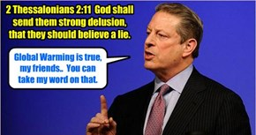 Al Gore is on a mission..