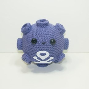 SQUEEEEEEEE! The Cutest Koffing Ever!
