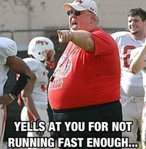 Scumbag Coach