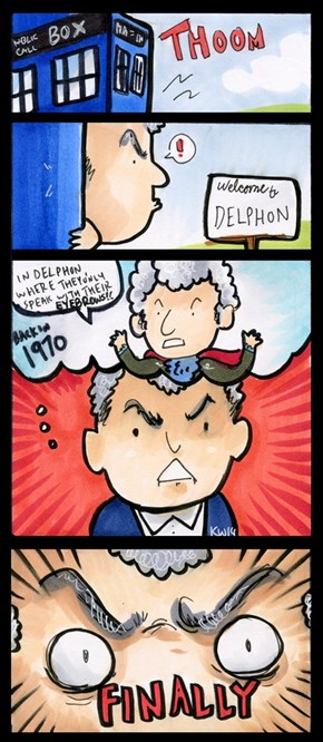 Capaldi's Ultimate Destination