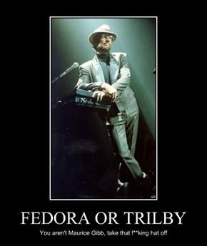 FEDORA OR TRILBY